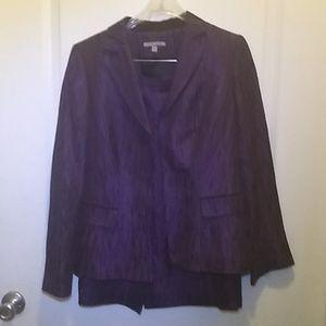 Anne Klein 2pc Suit